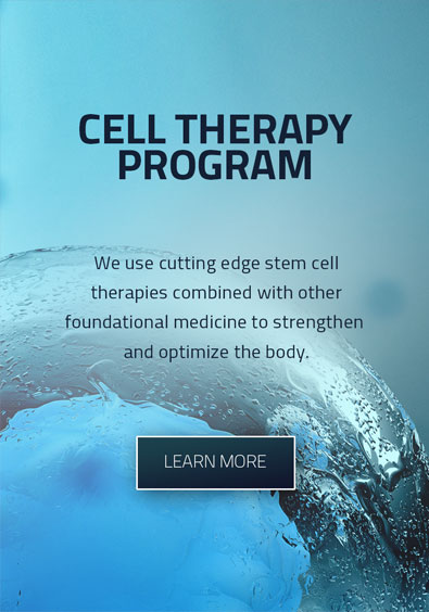 Stem Cell Therapy Program