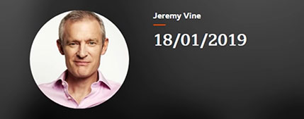 Infusio Featured on Jeremy Vine BBC RADIO